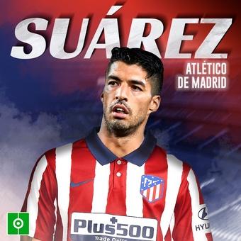 Luis Suárez - Atlético de Madrid, 26/11/2020