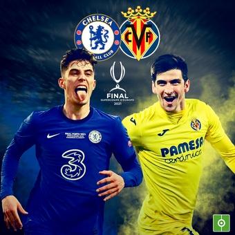 Chelsea-Villarreal, Supercoupe dEurope 2021, 11/08/2021