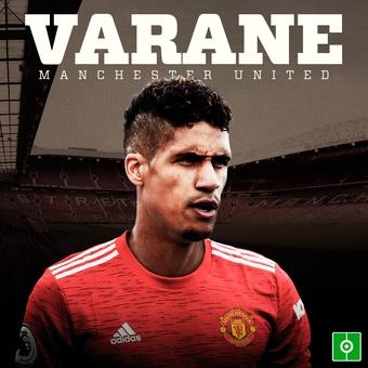 Varane ficha por el Man United, 29/07/2021