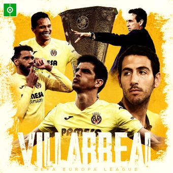 Villarreal campeón UEL, 27/05/2021