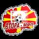 Segunda Macedonia del Norte