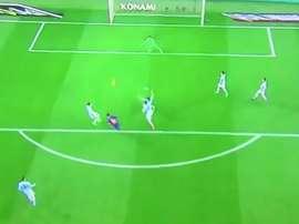 Messi signe un merveilleux but face au Celta Vigo. beINSports
