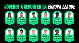 12 jóvenes a seguir en la Europe League 20-21. BeSoccer