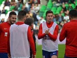 L'Atlético et Al-Ahly joueront pour la paix. BeSoccer