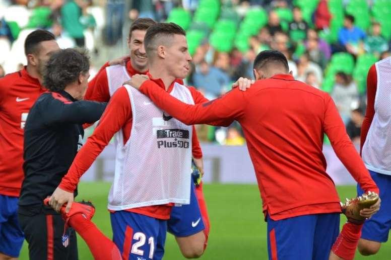 El Atlético habría tasado al francés en 20 millones de euros. BeSoccer