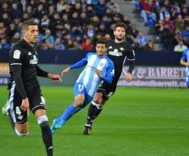 O Málaga foi derrotado em casa pelo Betis. BeSoccer