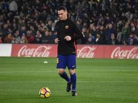 Vermaelen fala do seu papel no Barça. BeSoccer