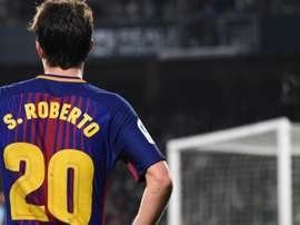 Sergi Roberto will miss the Copa del Rey final. BeSoccer
