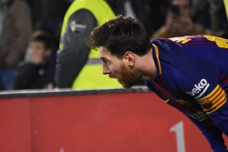 Sampaoli quer Messi em condições. BeSoccer