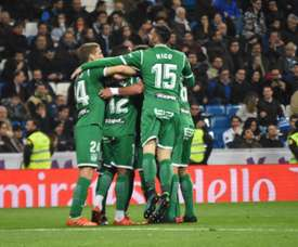 Leganes progress to the semi-final for the first time in their history. BeSoccer