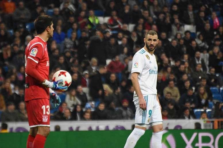 Leganés venceu e eliminou o Real Madrid da Copa do Rei. BeSoccer
