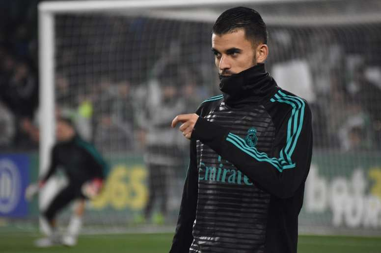 Ceballos admitió que pensaba que jugaría más en el Real Madrid. BeSoccer