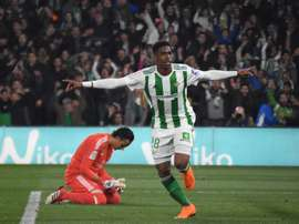 Junior has not travelled with the Betis squad to Morocco. BeSoccer