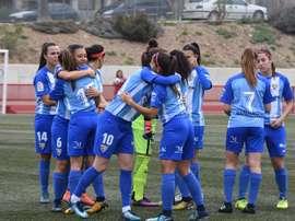 El Málaga empató a cero ante el Sporting de Huelva B. BeSoccer