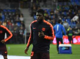 Barca are looking at potential replacements for Umtiti. BeSoccer