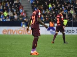 Dembélé é alvo de mercado do Arsenal. BeSoccer