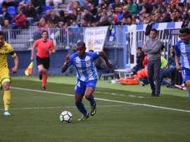 Diego Rolan très performant face à Villarreal. BeSoccer