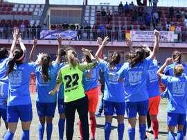 El Málaga se proclamó campeón de grupo de Segunda. BeSoccer