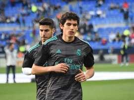 Vallejo s'est exprimé sur son actualité au Real Madrid. BeSoccer