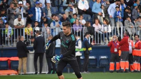 Luca Zidane, dans l'orbite d'Elche. BeSoccer