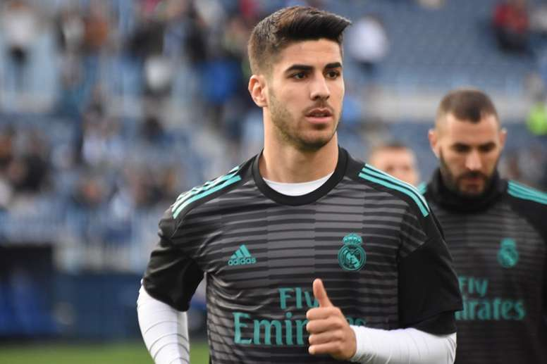 Marco Asensio totalise neuf buts. BeSoccer