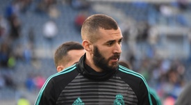 Benzema ne marque toujours pas. BeSoccer