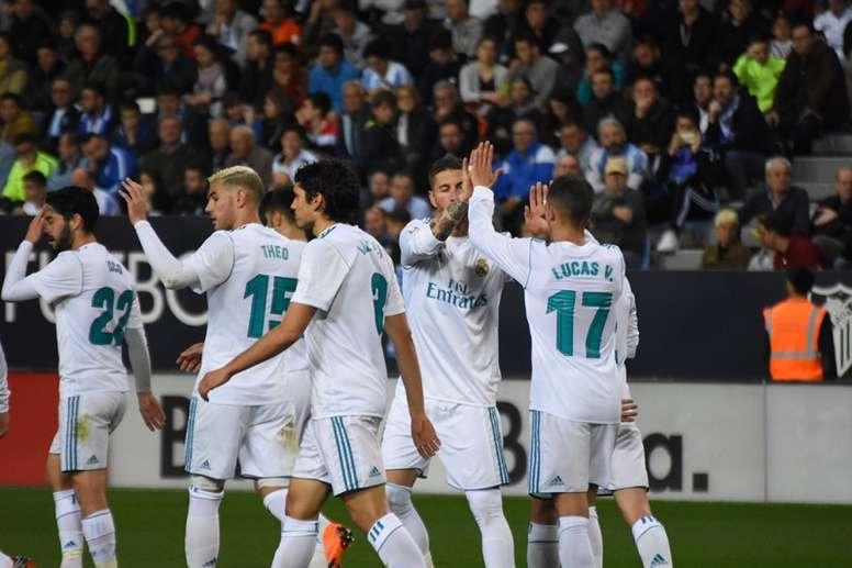 Real Madrid ultrapassa o Valência na classificação.beSoccer