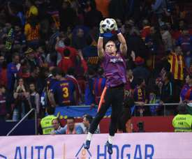 United n'oublie pas Cillessen. BeSoccer