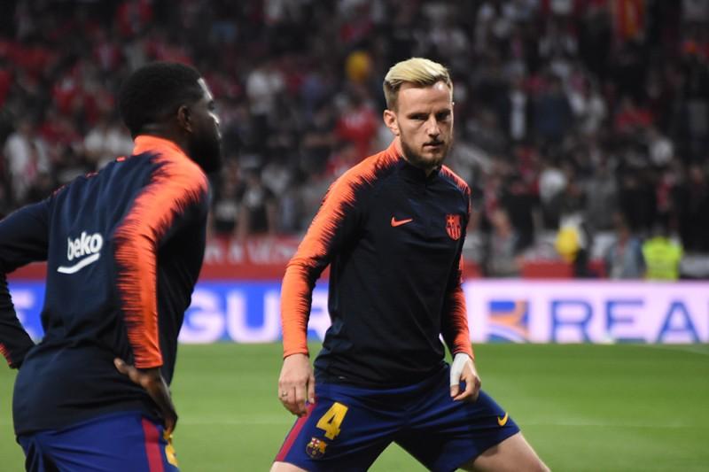 ¿A dónde ira? Directiva del Barcelona descarta renovar con Ivan Rakitic