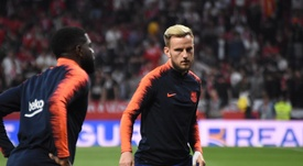 Rakitic has caught the eye of PSG. BeSoccer