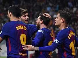 Barça volta a conquistar a Copa del Rey. BeSoccer