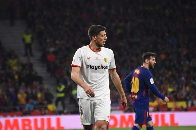 Lenglet appears to be making his way to the Camp Nou. BeSoccer