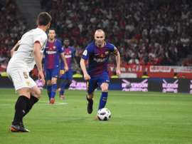 Andrés Iniesta tendría como futuro destino el fútbol chino. BeSoccer