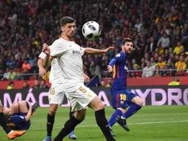 Lenglet has been strongly linked with a move to Barcelona. BeSoccer