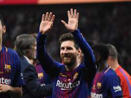 Messi could win the league for Barca and relegate Deportivo. BeSoccer