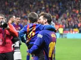 Tout savoir sur les fils de Messi : Thiago, Mateo et Ciro. Besoccer