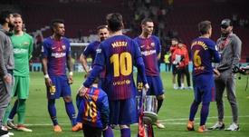 Messi no falla... en las finales. BeSoccer