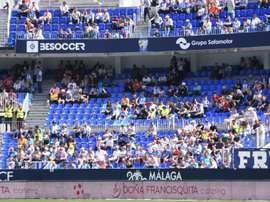 Málaga a perdu un de ses anciens joueurs. BeSoccer