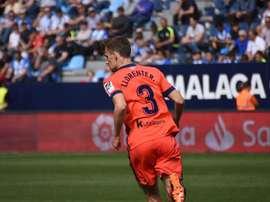 El Barça apunta a Diego Llorente. BeSoccer