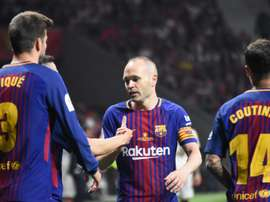 Iniesta believes Coutinho could succeed him at Barca. BeSoccer