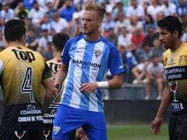 Primer empate del Atlético Malagueño. BeSoccer
