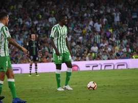 O Sporting se interessa pelo futuro de William Carvalho. BeSoccer