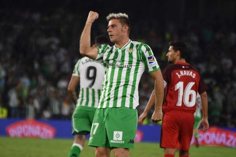 Joaquín pasó revista a la actualidad del Betis. BeSoccer