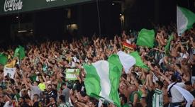 La afición del Betis responderá en Milán. BeSoccer