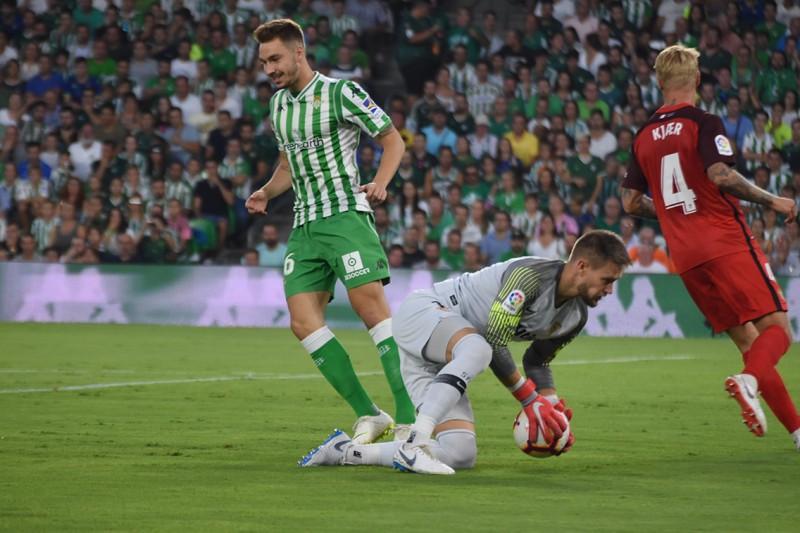 Maillot Extérieur Sevilla FC Tomáš Vaclík