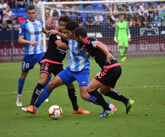 Mixed emotions for Malaga and Tenerife. BeSoccer
