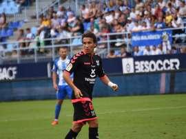 El jugador del Tenerife pide que sean más fuertes en casa. BeSoccer