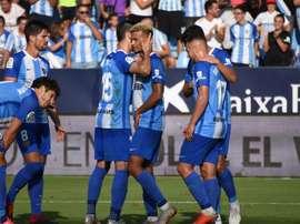 El Málaga se enfrenta al Albacete. BeSoccer