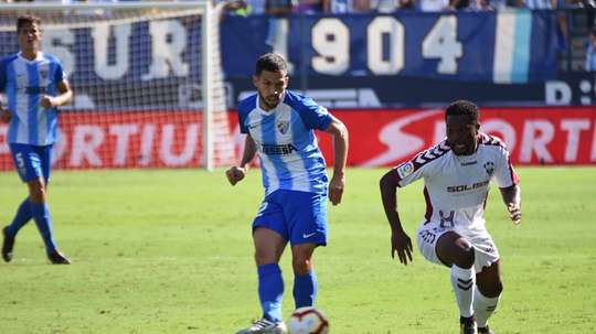El Málaga volvió a vencer esta semana. BeSoccer