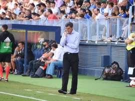 Muñiz, contento con su Málaga. BeSoccer